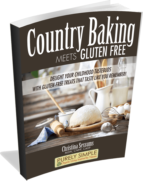 Country Baking Meets Gluten Free by Christina Sessums