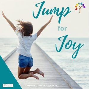 Jump for joy post image