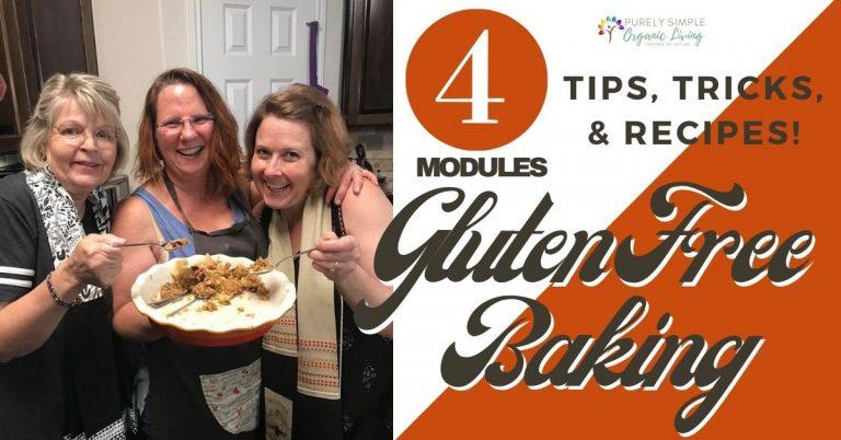 Gluten Free Baking mini-series image