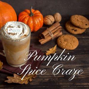 Pumpkin Spice Craze Post