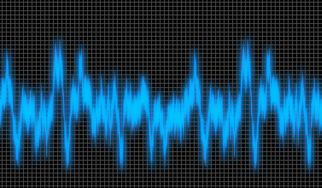 sound wave, noise, frequency